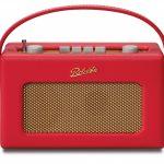 ロバーツラジオ(R250 赤)