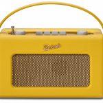 ロバーツラジオ(R250 サフロン)