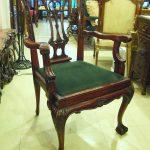 アーム椅子