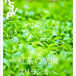 RSVP第14号『紅茶の国 スリランカへ』