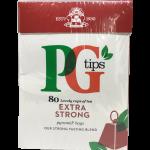 PG Tips ストロング・ティーバッグ【アウトレット】
