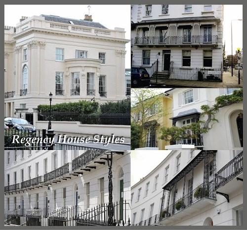 イギリス住宅の魅力 ~リージェンシー・スタイル~