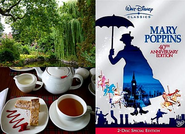 映画で楽しむ英国紅茶の世界① ~「メリー・ポピンズ」~