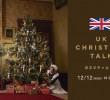 スイーツやトークで楽しむ「ヨーロピアン・クリスマス」開催[PR]