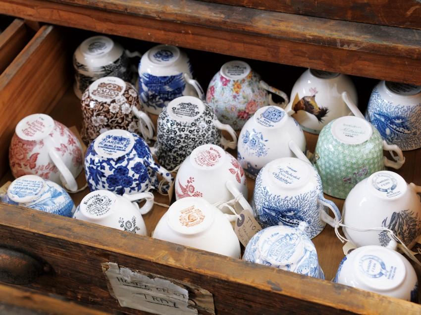 テーブルウェアフェスティバル 2018 サロンセミナー「イギリス陶磁器に魅せられて」参加者募集中です