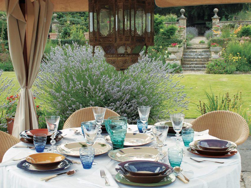 テーブルコーディネートと英国陶磁器の世界*終了