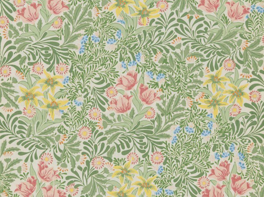 『ウィリアム・モリスと英国の壁紙展—美しい生活をもとめて』